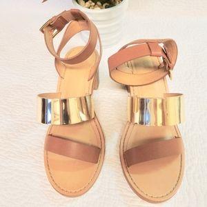 Zara Shoes - Zara Trafaluc Strappy Sandal Heels
